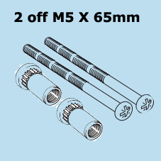 M5 Handle Screw Set