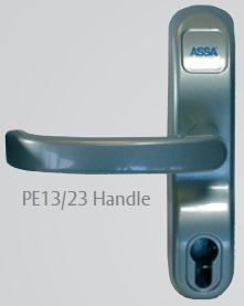 Pe13 23 External Locking Device With Lever