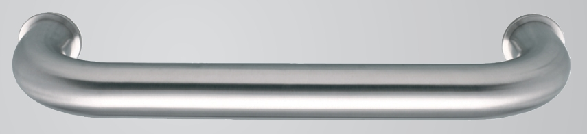 16mm Dia Pull Handle 316l Stainless 125mm Length 7016
